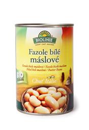 Máslové fazole